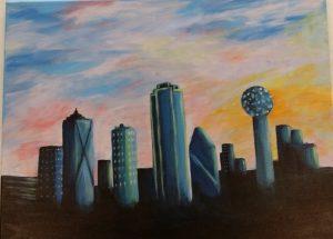 Dallas Cityscape