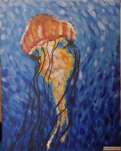 Impressionist Jellyfish