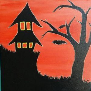 Spooktacular House