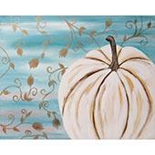 White Pumpkin 1