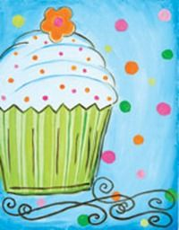 Cupcake Swirls
