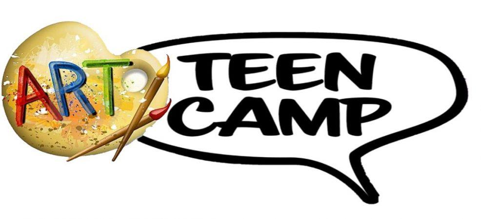 Teen Art Camp