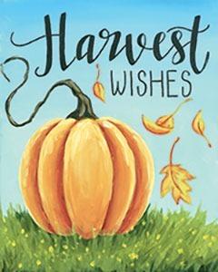 Harverst Wishes