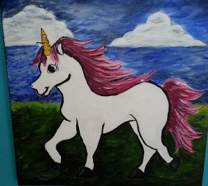Unicorn fields